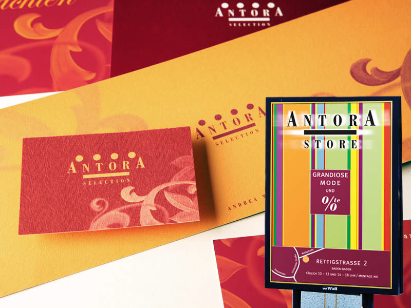 Antora Selection, Mode // City Light Poster, Printprodukte