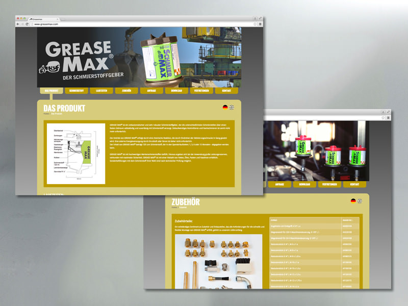 Sohm Grease Max Schmiermittel // Website